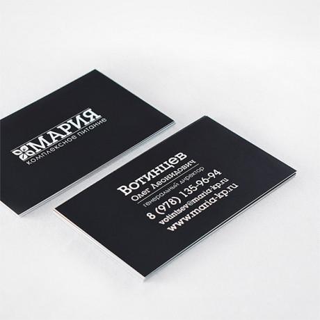 Дизайн визиток в Владивостоке